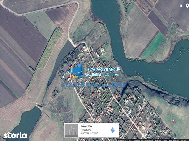 Teren de Vanzare, Călărași (judet), Tămădău Mic - Foto 3