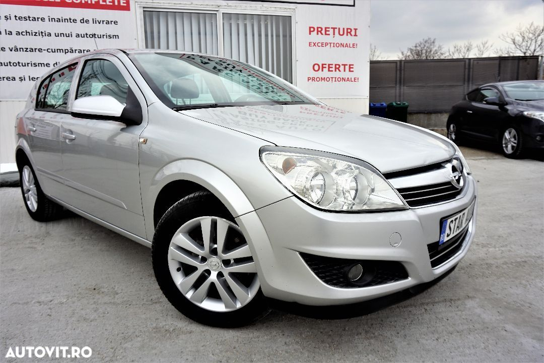 Opel Astra H - 9