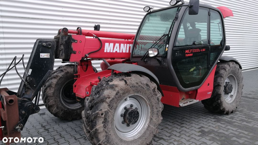 Manitou MLT 1035 L LSU Turbo - 4