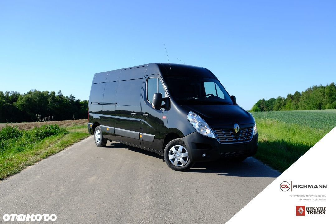 Renault Master 9 osobowy 170 PS - 1