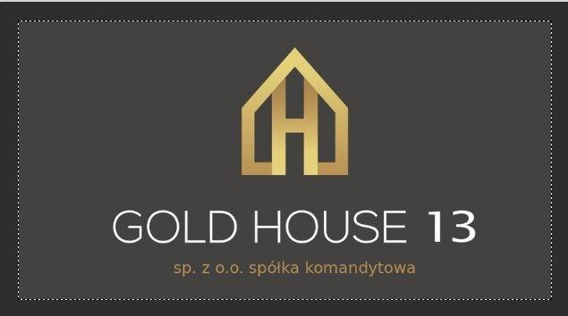 GOLD HOUSE 13  sp. z o.o. s.k.