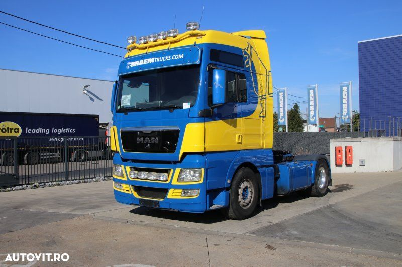 MAN TGX 18.440 BLS+MANUAL+INTARDER+HYDR. - 1