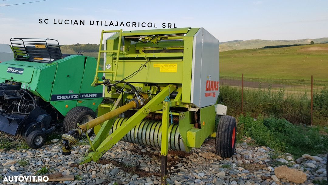Claas Rollant 46 - 1