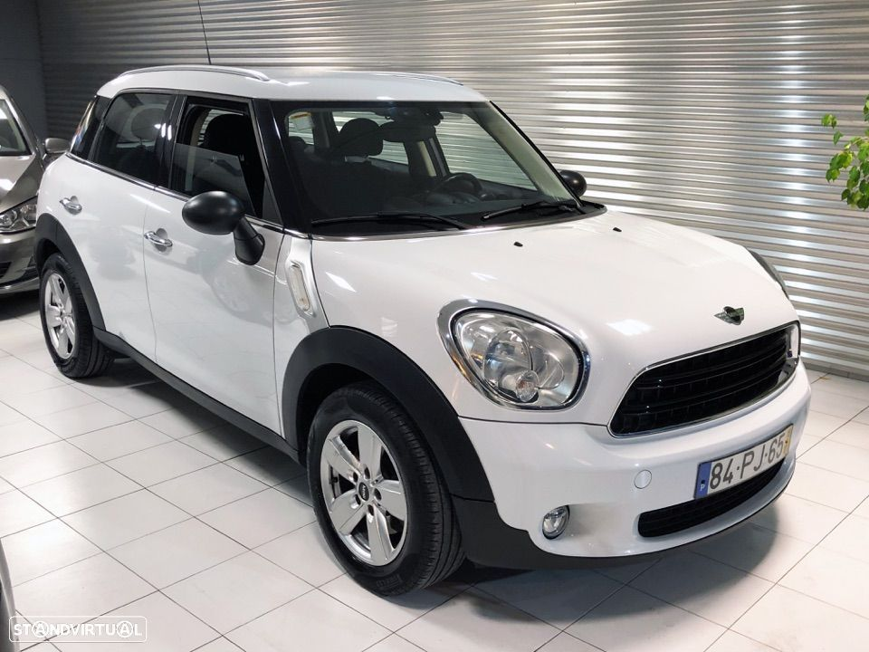MINI Countryman 1.6 ONE D - 23