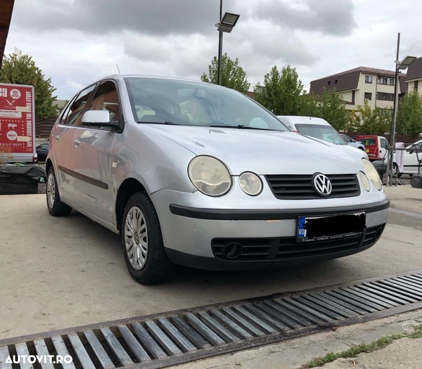 Volkswagen Polo IV - 1