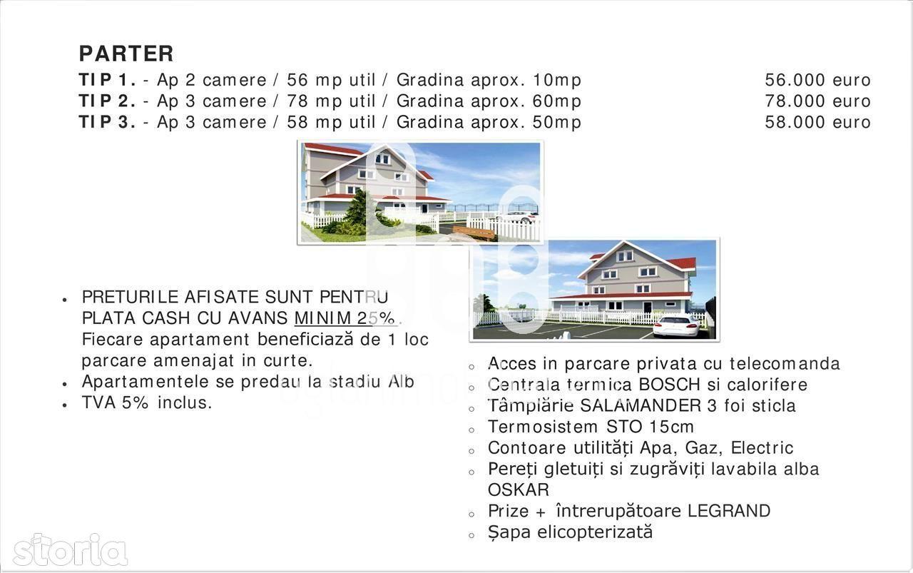 Apartament de vanzare, Sibiu (judet), Strada Ovăzului - Foto 7
