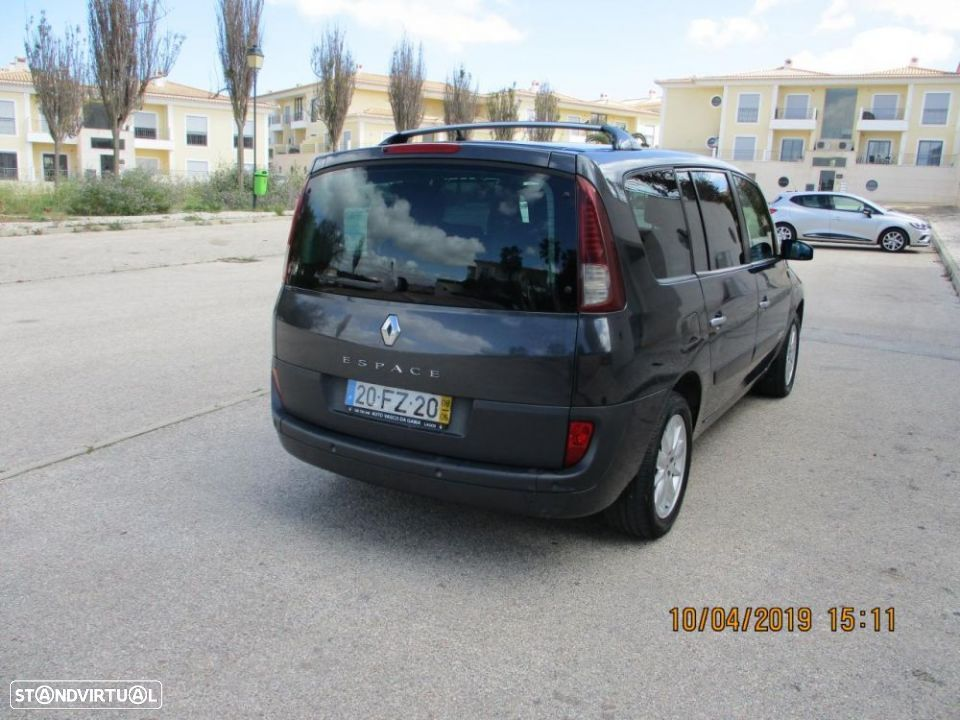 Renault Espace 2.0 dCi Luxe7L - 4