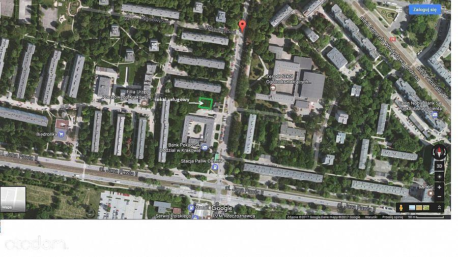 Lokal użytkowy na wynajem, Kraków, Nowa Huta - Foto 1