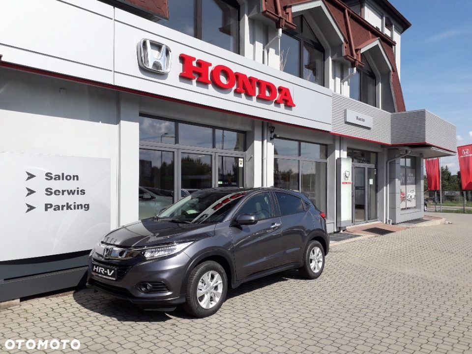 Honda HR-V Elegance/ CVT/ Full LED/ 2020/ od ręki/ Modern Steel Metallic - 11
