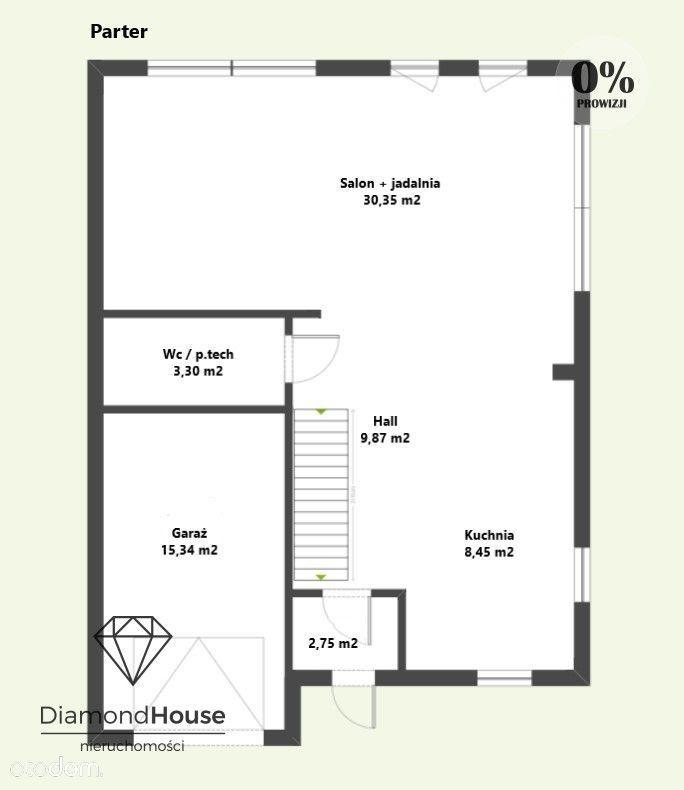 Dom na sprzedaż, Reguły, pruszkowski, mazowieckie - Foto 2