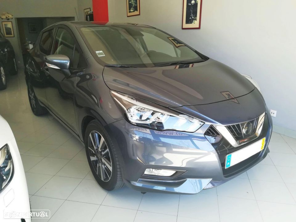 Nissan Micra 1.5 DCi Acenta Connect GPS - 1