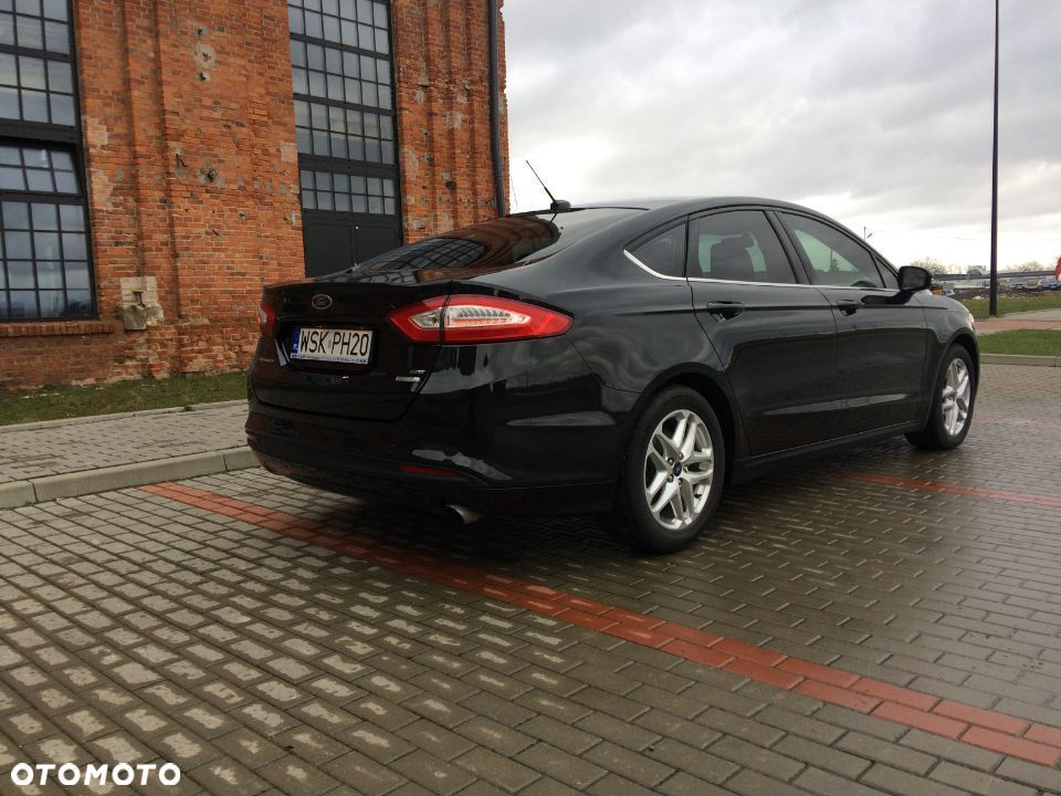 Ford Mondeo Ford Mondeo/Fusion 1.6 EcoBoost 180 KM - 6