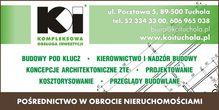 To ogłoszenie działka na sprzedaż jest promowane przez jedno z najbardziej profesjonalnych biur nieruchomości, działające w miejscowości Piła, tucholski, kujawsko-pomorskie: KOMPLEKSOWA OBSŁUGA INWESTYCJI  Jarosław Góral