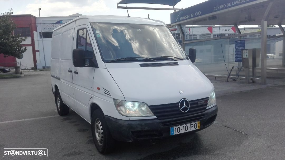 Mercedes-Benz 208 CDI sprinter - 2