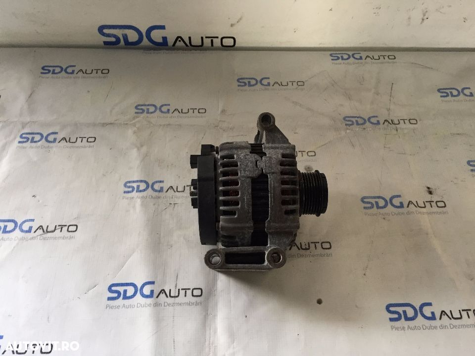 Alternator-Citroen Jumper 2.2 HDI-2012 - 2