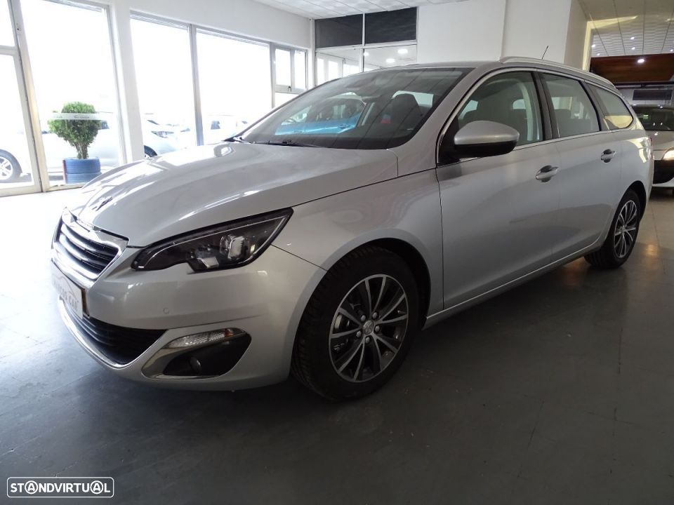 Peugeot 308 SW 1.6 Blue HDI Business Line - 3