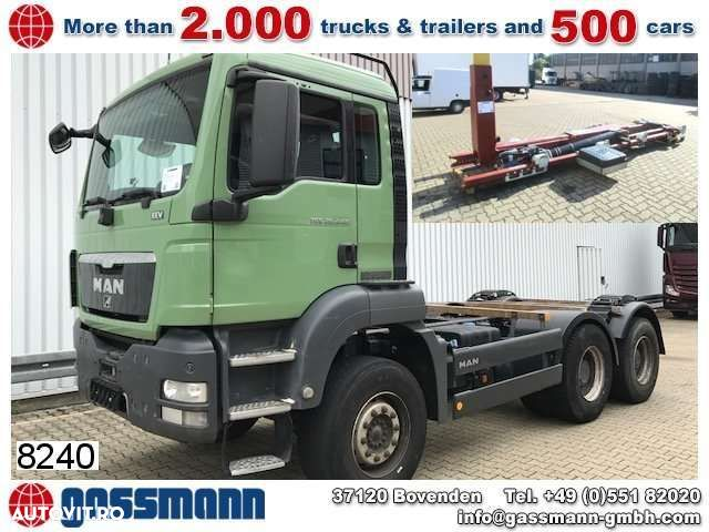 MAN Tgs 26.440 6x4 Bb, Retarder - 1