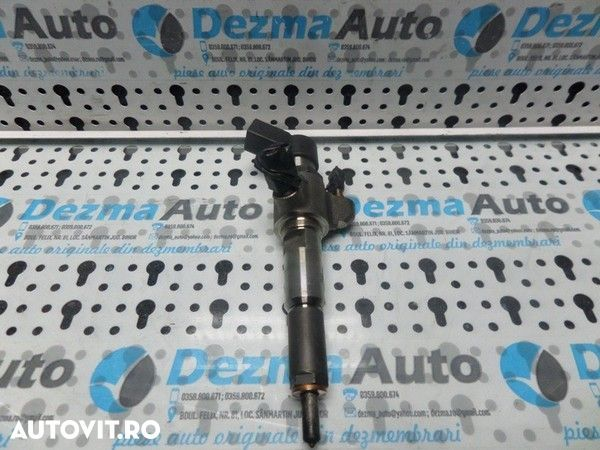 Injector, Peugeot 207 SW (WK) 9HR, 9HP,1.6hdi - 1