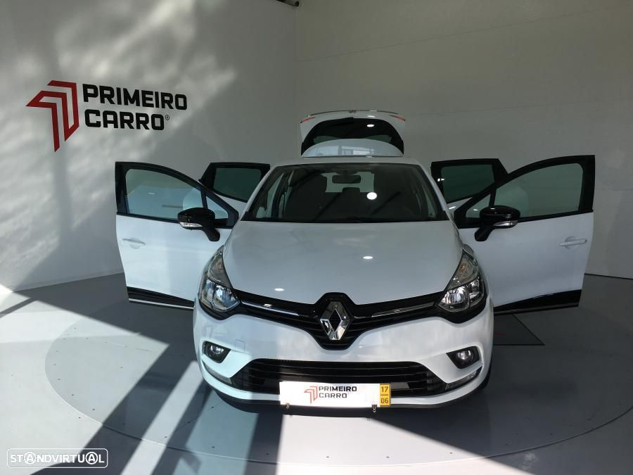 Renault Clio 0.9 TCe Limited GPS 90cv - 3