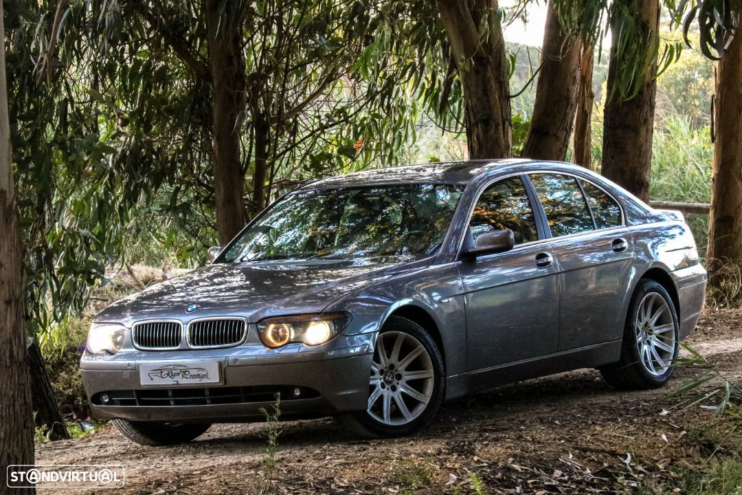 BMW 730 D Luxury Nacional - 1