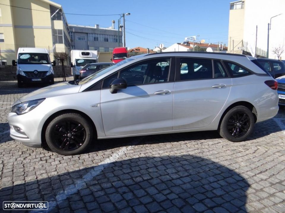Opel Astra Sports Tourer astra st 1.6 cdti edition s/s - 12