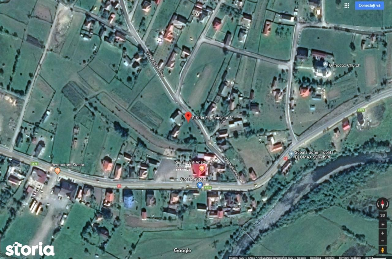 Casa de vanzare, Harghita (judet), Topliţa - Foto 1