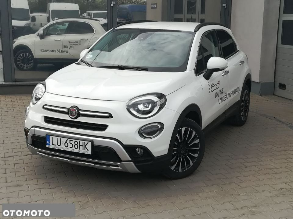 Fiat 500X 1.0 GSE 120KM CITY CROSS ! Demonstracyjny ! Oferta specjalna ! - 1