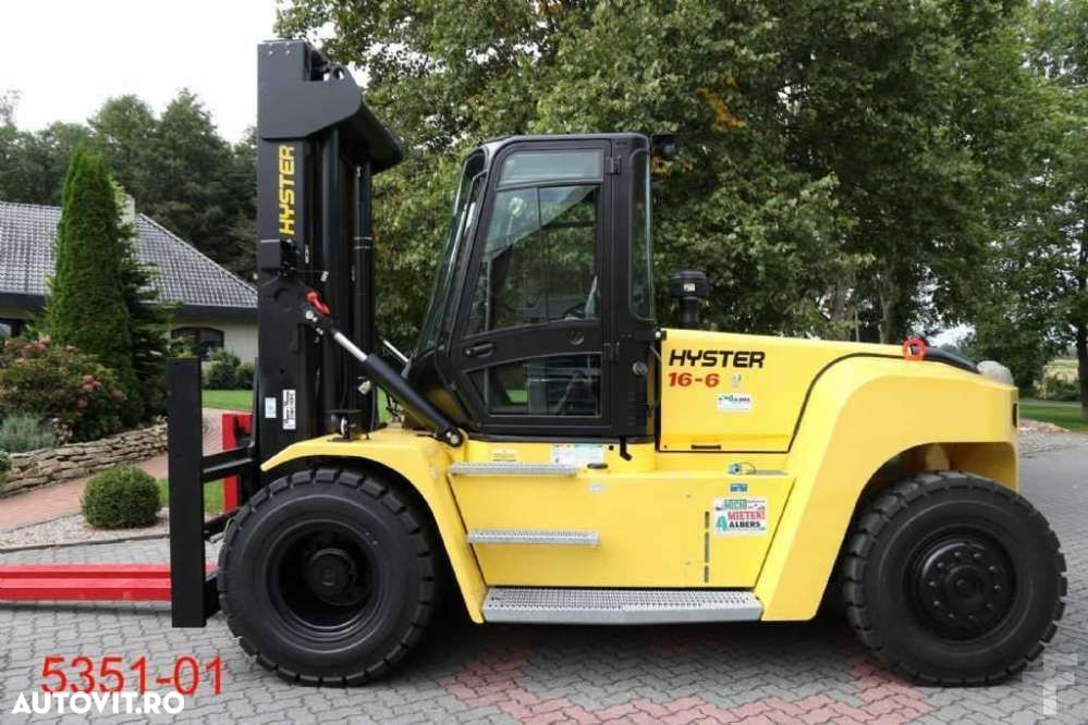 Hyster H 16 XM 6 - 2