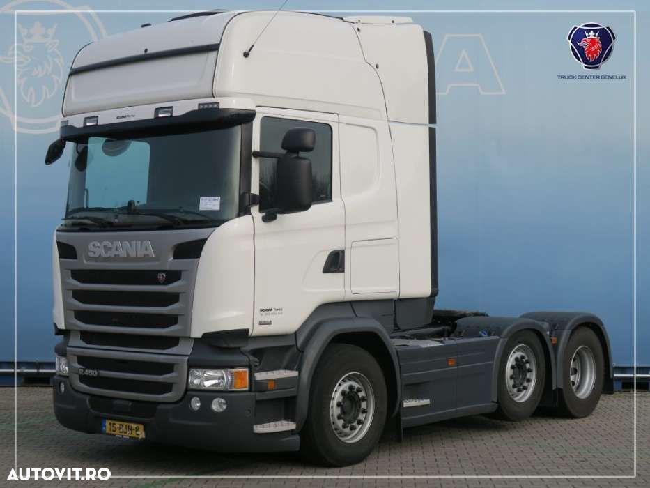 Scania R450 LA6X2/4MNB SCR ONLY - 1