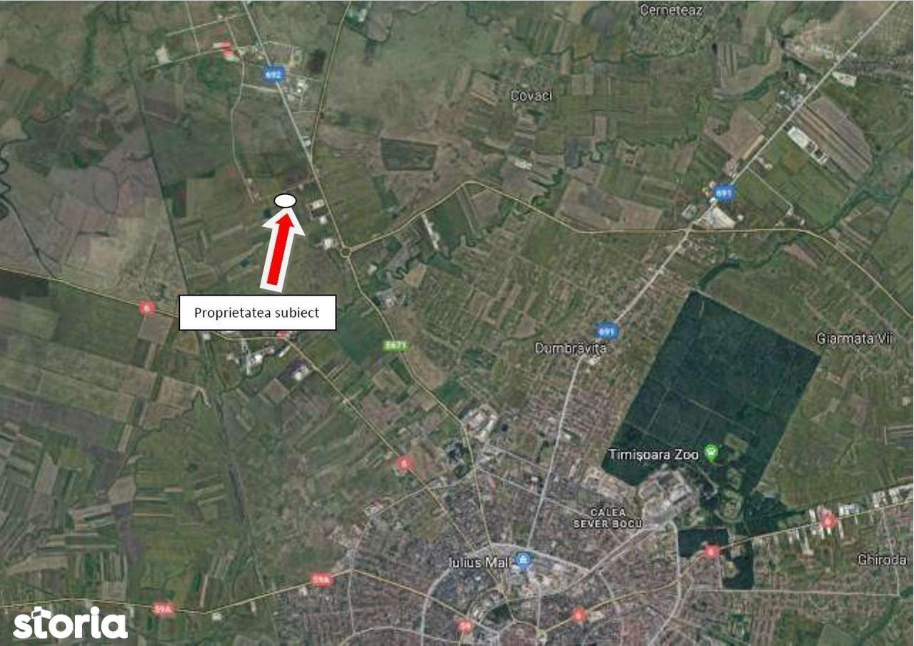 Teren de Vanzare, Timiș (judet), Strada Cracovia - Foto 1