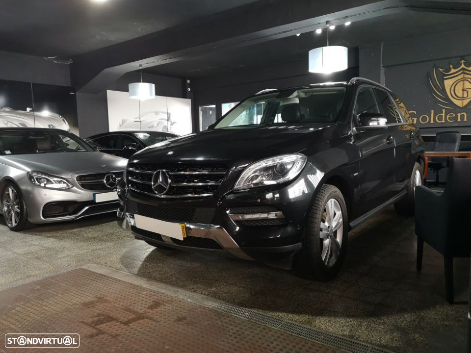 Mercedes-Benz ML 250 - 14