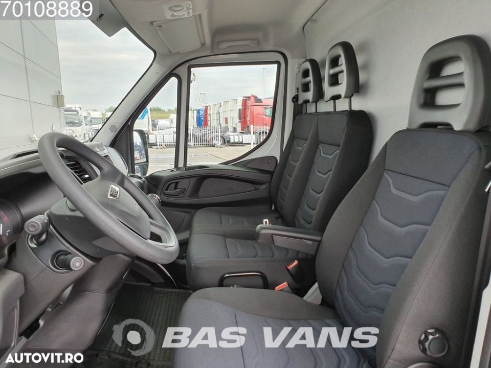 Iveco Daily 35S16 160PK Nieuw 3 Zits Cruise Control L3H2 16m3 Airco Cruise - 10