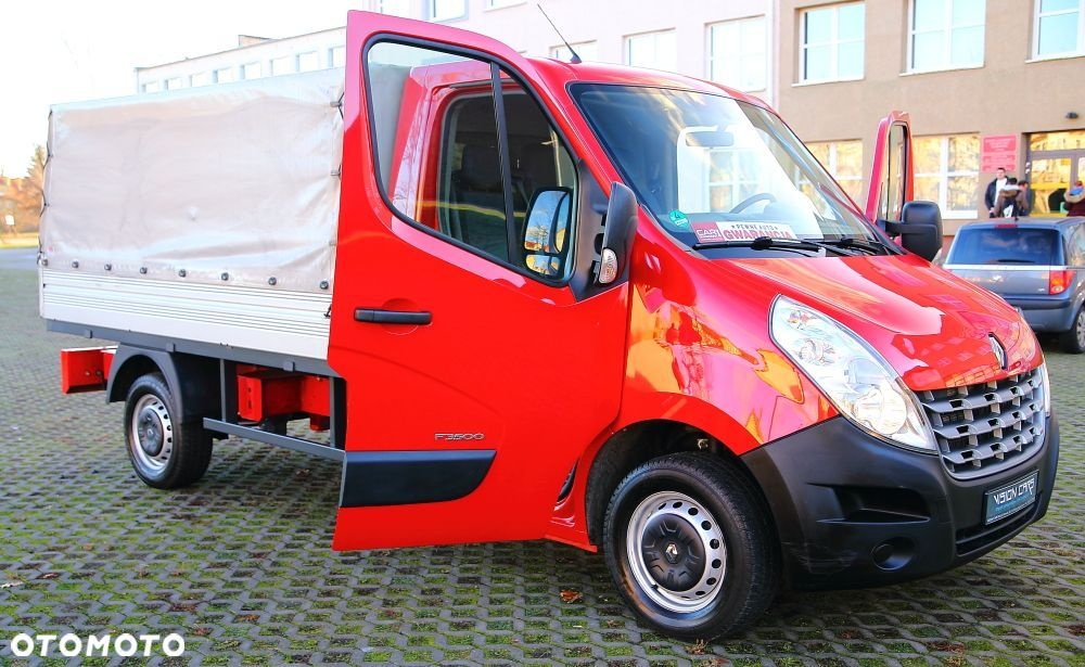 Renault master  2,3 DCI 125ps jak NOWY - 8