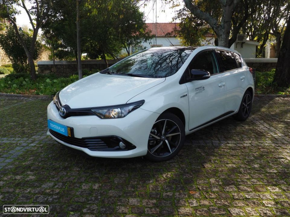 Toyota Auris HB 1.8 Hybrid SQUARE Collection - 2