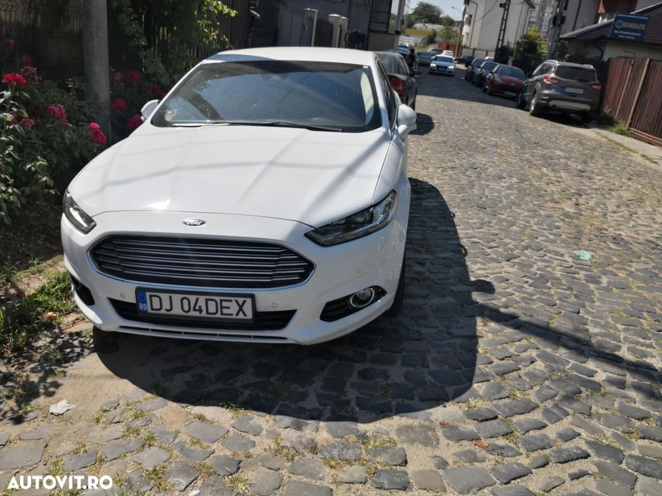 Ford Mondeo Mk5 - 8