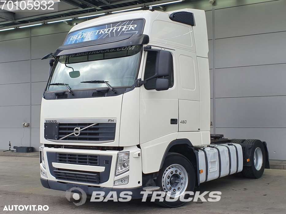 Volvo FH 460 XL 4X2 Manual VEB+ Euro 5 - 1