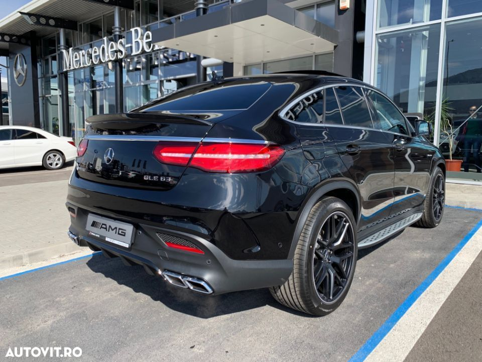 Mercedes-Benz GLE Coupe 63 - 12