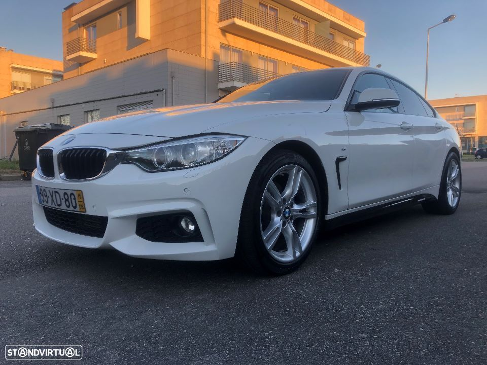 BMW 420 GRAND COUPE M - 1