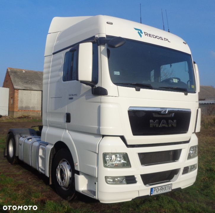 MAN TGX 18.440  Oddam Leasing w Idea Getin Leasing - 1