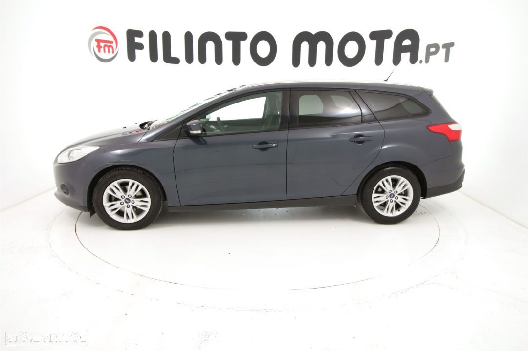 Ford Focus SW 1.6 TDCi Trend Easy - 19