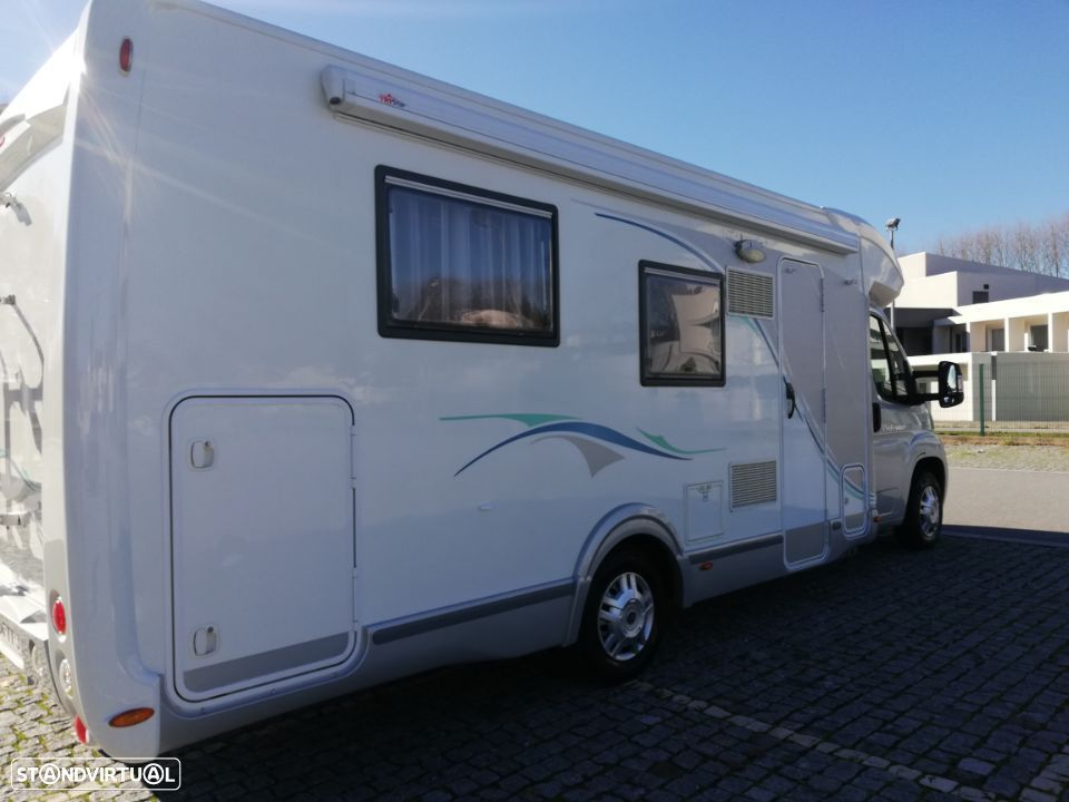 Chausson Welcome 78 [ cama central ] - 32