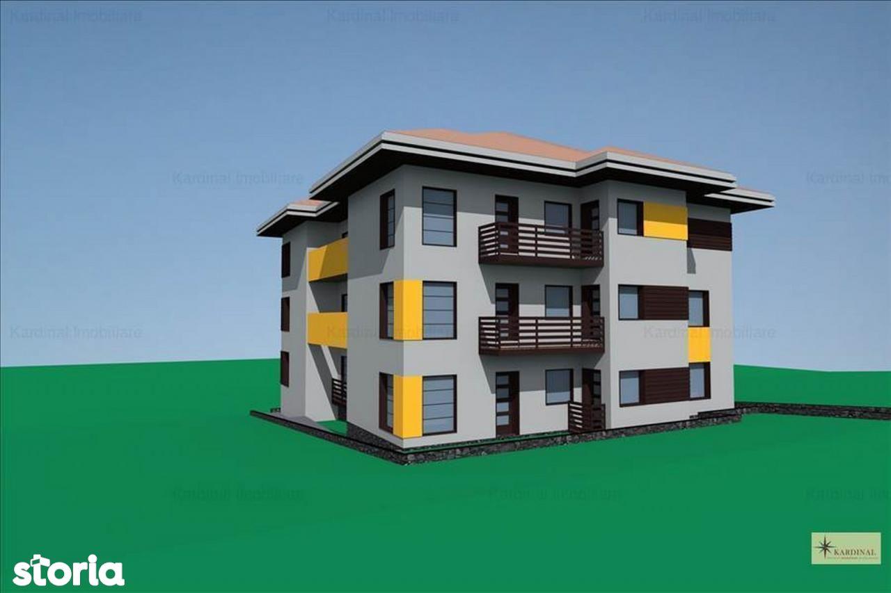 Apartament de vanzare, Brașov (judet), Satulung - Foto 4