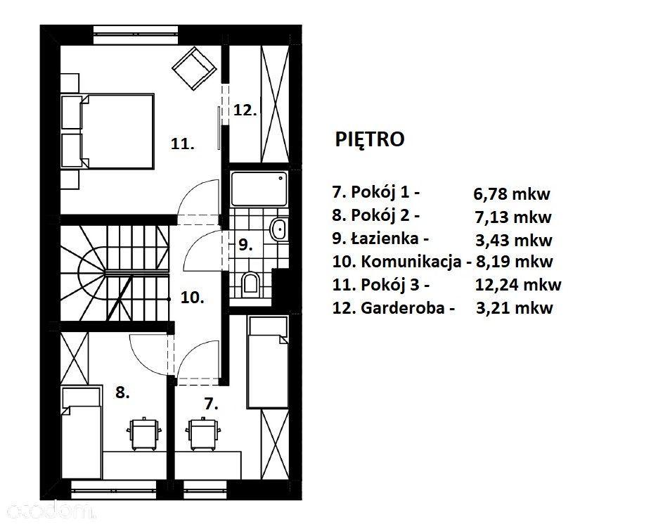 Dom na sprzedaż, Wrocław, Muchobór Wielki - Foto 5
