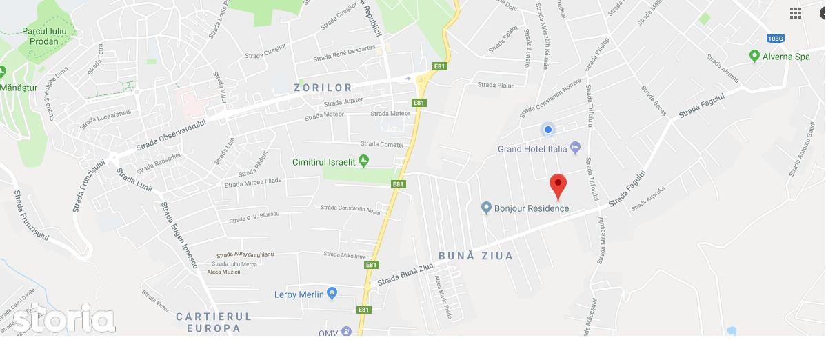 Apartament de inchiriat, Cluj-Napoca, Cluj, Buna Ziua - Foto 9