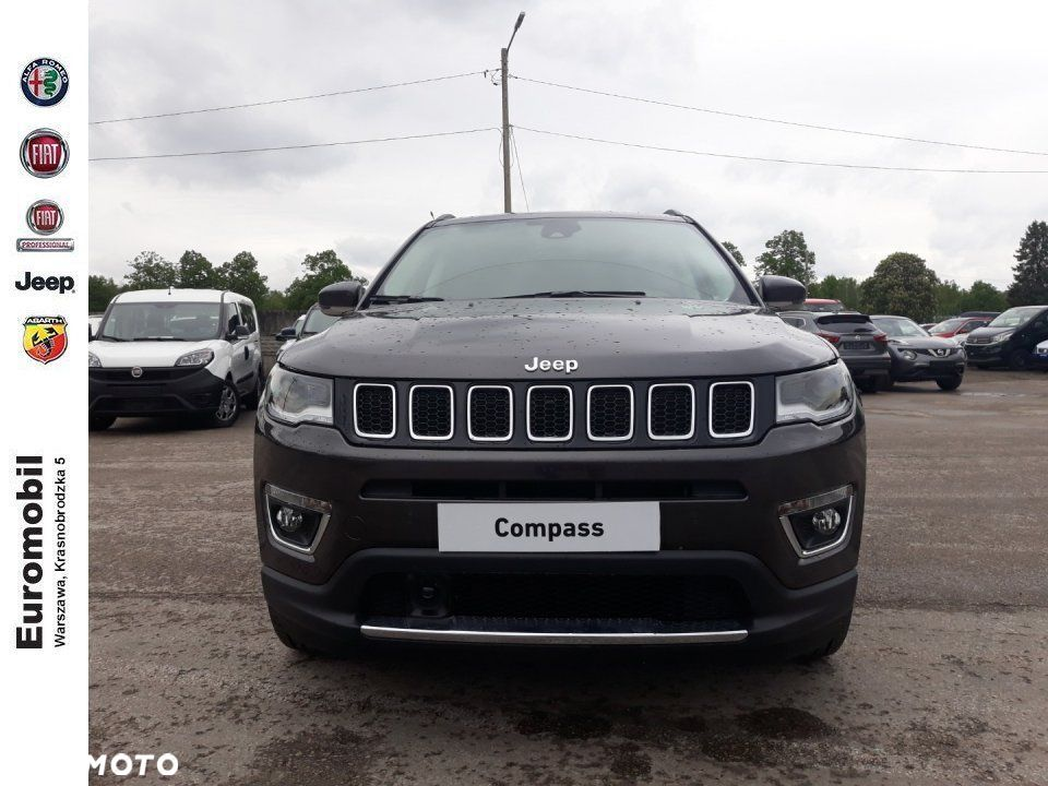 Jeep Compass Limited 1.4 170 km at9 4x4, 2019r. - 5