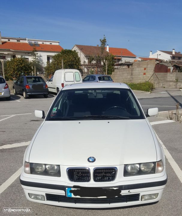 BMW 318 Tds compact - 1