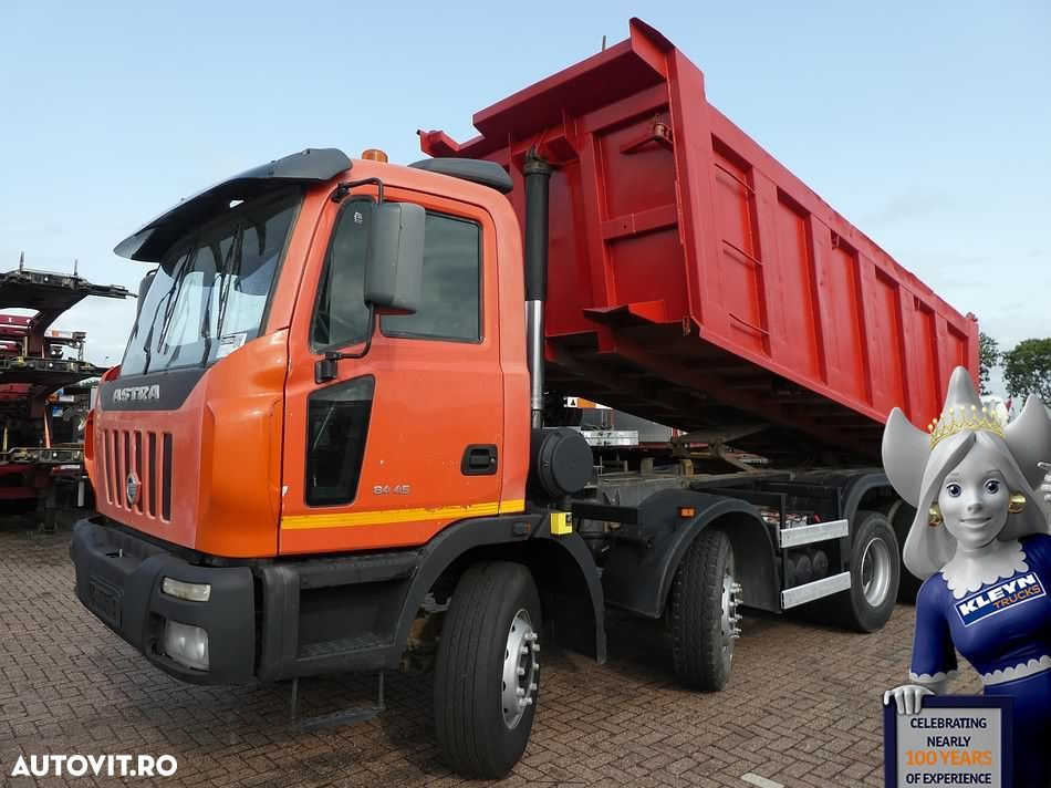 Iveco ASTRA HD 84.45 8X4 FULL STEEL 17M3 - 1
