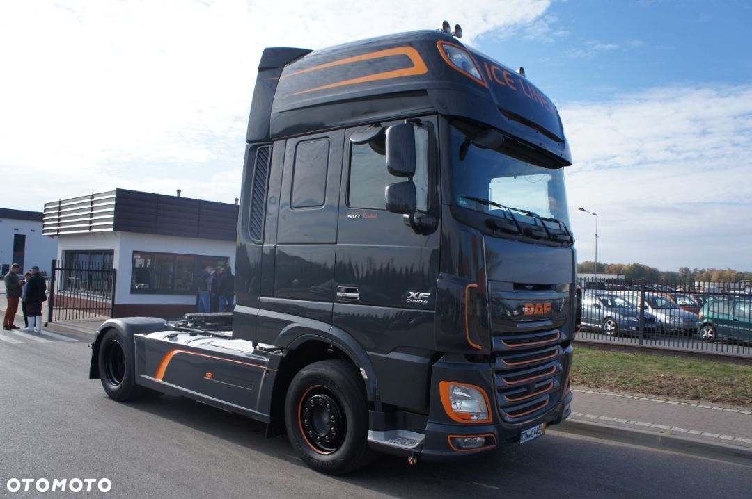 DAF XF 106.510 SSC EURO 6 / ICE LINER - 14