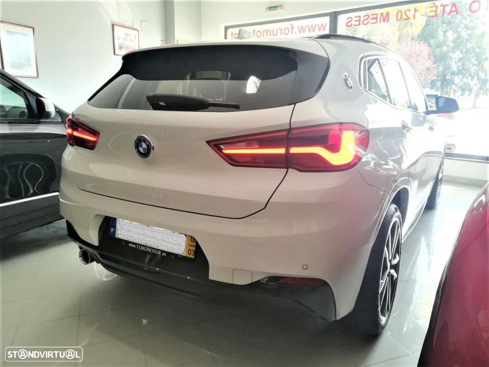 BMW X2 sDrive 16d Advantage Cx Auto Pack M - 2