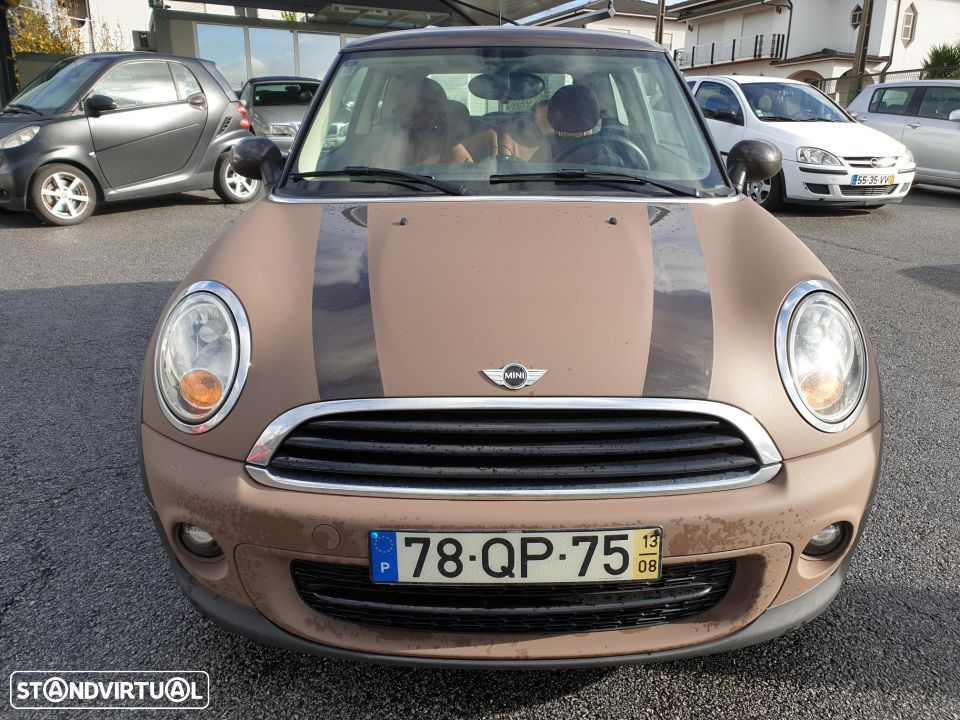 MINI One D limited edition - 2